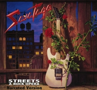 Streets: A.. -CD+DVD--Savatage-CD