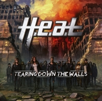 Tearing Down The Walls-H.E.A.T.-CD