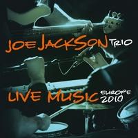 Live Music-Joe Jackson-LP