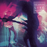 Live In Europe-Die Nerven-LP