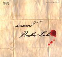 Rastlose Liebe-Amarcord-CD