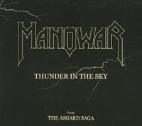 Thunder In The Sky-Manowar-CD