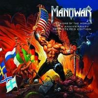 Warriors Of The World-10th Annivers-Manowar-CD