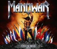Kings Of Metal MMXIV (Silver Editio-Manowar-CD
