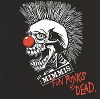 Fun Punks Not Dead-Die Mimmi's-CD