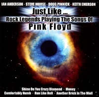 Just Like Pink Floyd-Pink Floyd. =Trib=-CD