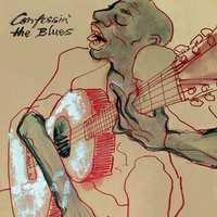 Confessin' The Blues-10'---LP