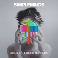 Walk Between Worlds-Simple Minds-LP