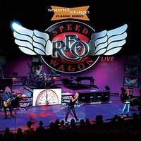 Live On.. -CD+DVD--Reo Speedwagon-CD
