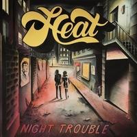 Night Trouble-Heat-CD