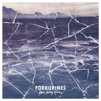 Here, Away From-Forkupines-LP