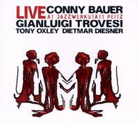 Live At Jazzwerkstatt Peitz-Bauer, Diesner, Trovesi-CD