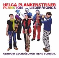 Lieder/ Songs-Helga Plankensteiner Plankton-CD