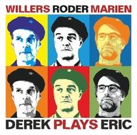 Derek Plays Eric-Willers, Roder, Marien-CD