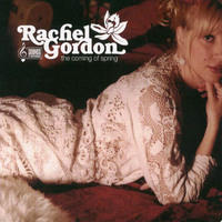 The Coming Of Spring-Rachael Gordon-CD