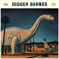 Near Exit 27-Digger Barnes-CD