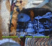 Swingin' In The Swamp-Ron van Stratum-CD