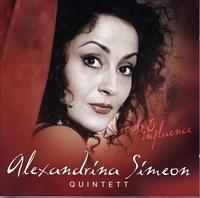 Roots & Influence-Alexandrina Quintett Simeon-CD