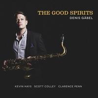 The Good Spirits-Denis Gabel-CD