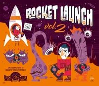 Black Shack Recordings- Rocket Launch--CD