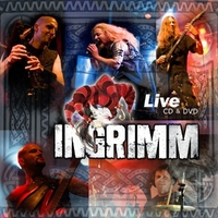 Live (CD+DVD)-Ingrimm-CD+DVD
