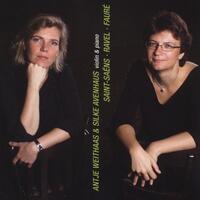 Camille Saint-Saens & Maurice Ravel & Gabriel Faur-Antje Weithaas, Silke Avenhaus-CD