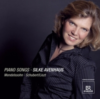 Piano Songs - Songs Without Words By Felix Mendels-Silke Avenhaus-CD