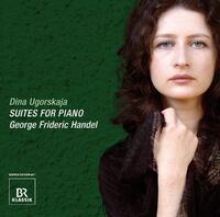 George Frideric Handel, Suites For Piano Nos 2-6 (-Dina Ugorskaja-CD