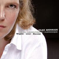 Salon Chromatique Et Harmonique-Silke Avenhaus-CD