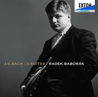 Suites No. 1-3-Radek Baborak-CD