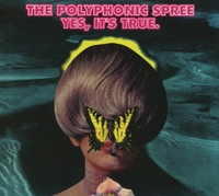 Yes It's True-Polyphonic Spree-CD