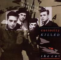 Keep Your Distance-Curiosity Killed The Cat-CD