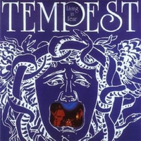 Living In Fear-Tempest-CD