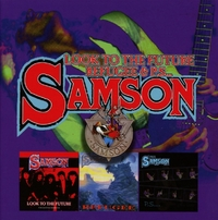Look To The Future/Refuge-Samson-CD
