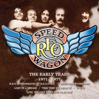 Early Years 1971-1977-Reo Speedwagon-CD