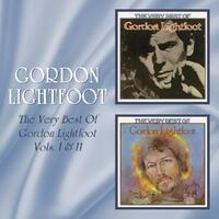 Very Best Of V.1 & 2-Gordon Lightfoot-CD
