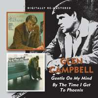 Gentle On My Mind/By..-Glen Campbell-CD