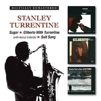 Sugar/Gilberto.. -Remast--Stanley Turrentine-CD