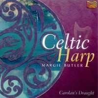 Celtic Harp-Margie Butler-CD