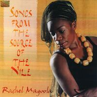 Songs From The Source Of The Nile-Rachel Magoola-CD