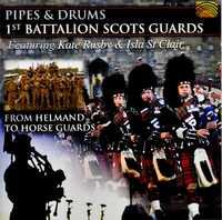 Pipes & Drums-1st Batallion Scots Guards-CD