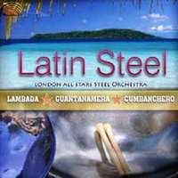 Latin Steel - Lambada, Guantanamera, Cumbanchero-London All Stars Steel Orchestra-CD