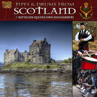 Pipes & Drums From Scotland-1st Battalion Scots Guards-CD