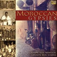Groupe Sidi Mimoun & Groupe Ben Souda-Moroccan Gypsies-CD