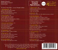 Best Of Scottish Pipes And Drums-The Queens Royal Pipers-CD