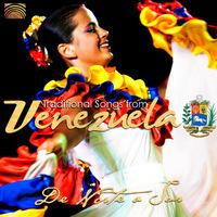 Traditional Songs From Venezuela-De Norte A Sur-CD