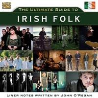 The Ultimate Guide To Irish Folk--CD