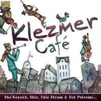 Klezmer Cafe--CD