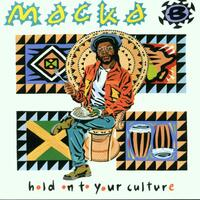 Hold On To Your Culture-Macka B-CD