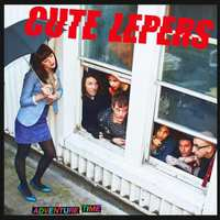 Adventure Time-Cute Lepers-LP